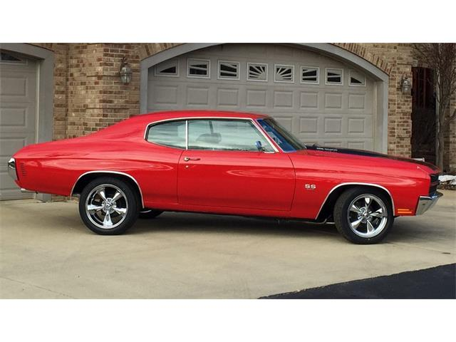 1970 Chevrolet Chevelle | 888163