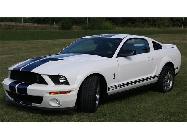 2007 Shelby GT500 | 888164