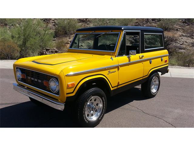 1976 Ford Bronco | 888167