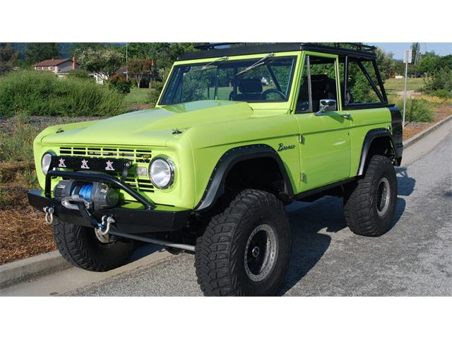 1970 Ford Bronco | 888176