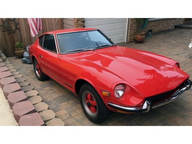 1971 Datsun 240Z | 888177