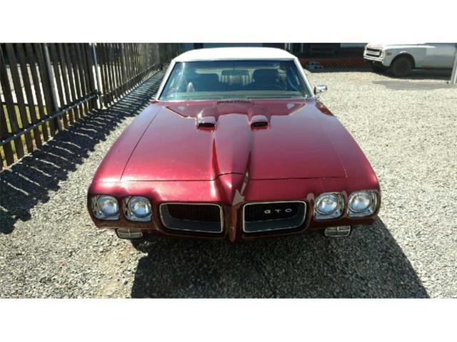 1970 Pontiac GTO | 888187