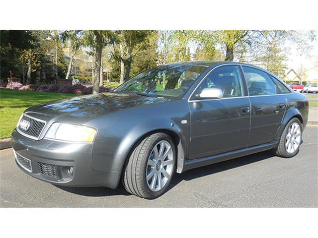 2003 Audi RS6 Coupe | 888189