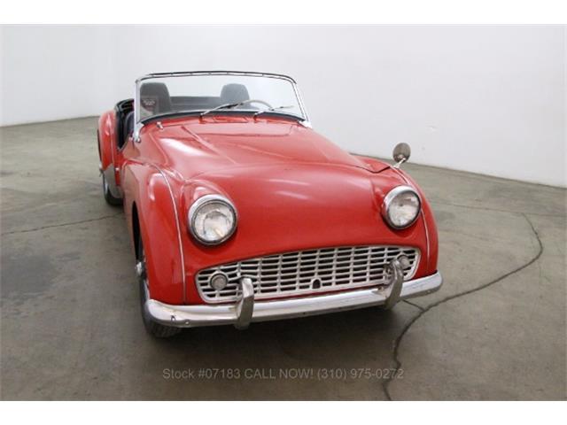 1961 Triumph TR3 | 880819