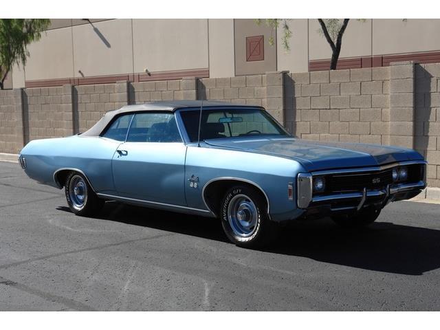 1969 Chevrolet Impala SS | 888191