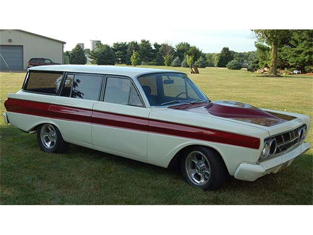 1964 Mercury Comet 202 Station Wagon Custom | 888193