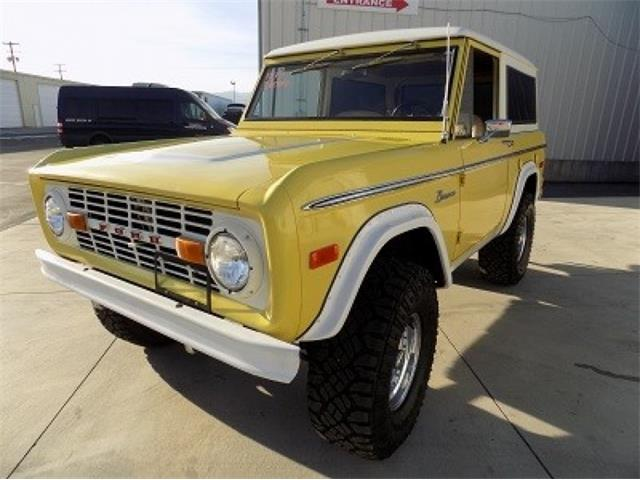 1973 Ford Bronco | 888199
