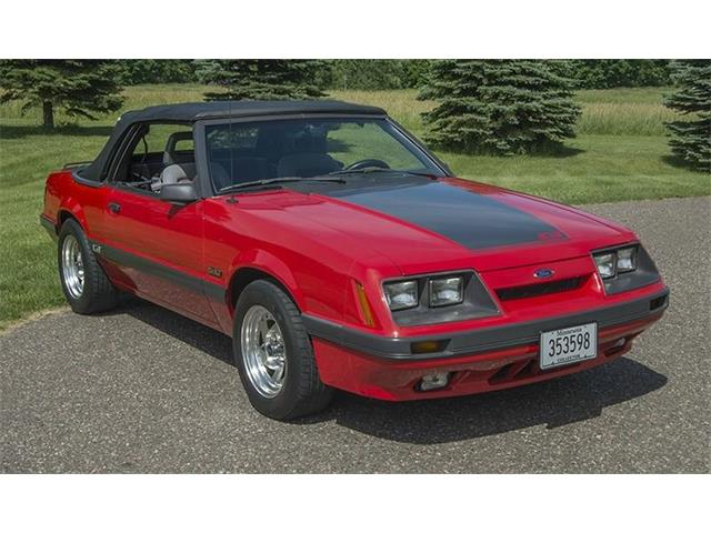 1986 Ford Mustang | 880820