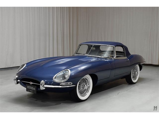 1963 Jaguar E-Type | 888210