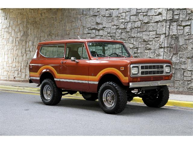 1980 International Harvester Scout II | 888219