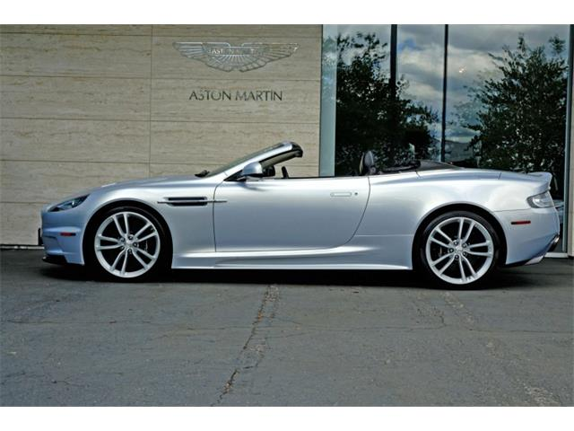 2010 Aston Martin DBS | 888221