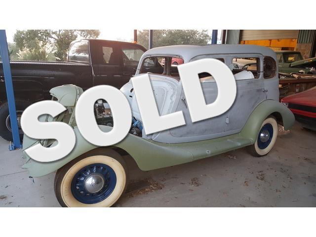 1935 Studebaker Dictator | 888222