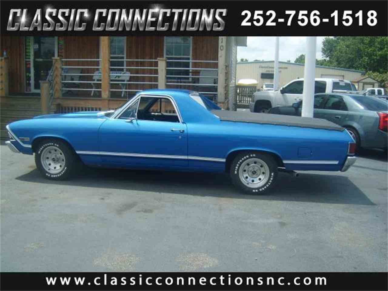 Large Picture of Classic 1968 Chevrolet El Camino located in Greenville North Carolina - J1D4