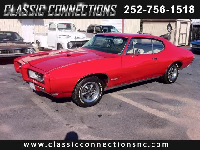 1968 Pontiac GTO | 888237