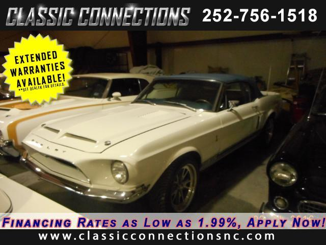 1968 Ford Mustang | 888239