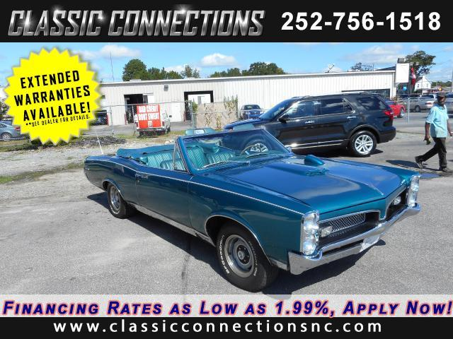 1967 Pontiac GTO | 888240
