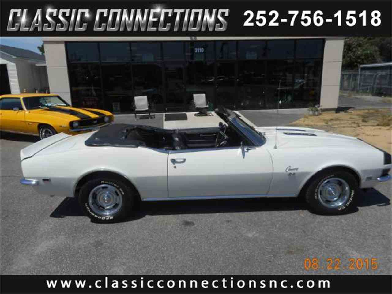 Large Picture of Classic 1968 Chevrolet Camaro SS - $48,995.00 - J1DD