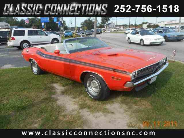 1971 Dodge Challenger   888242