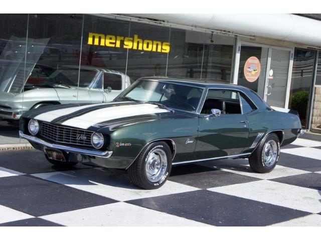 1969 Chevrolet Camaro Z28 | 888245
