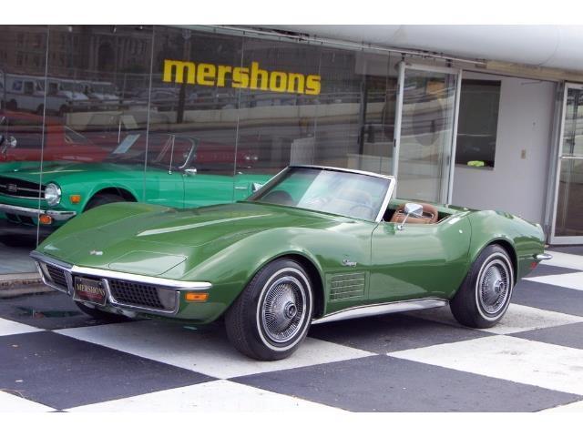 1971 Chevrolet Corvette | 888246