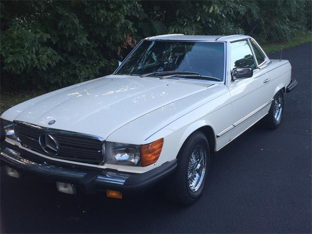 1978 Mercedes-Benz 450SL | 888250