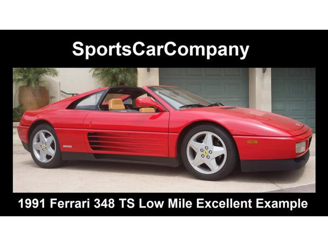 1991 Ferrari 348 | 888254