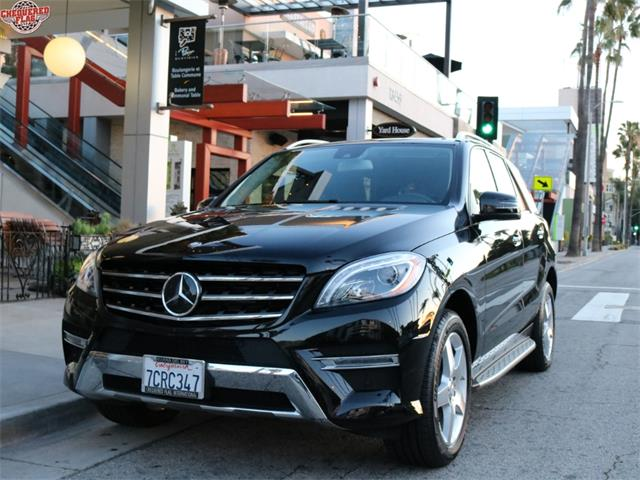 2014 Mercedes-Benz M-Class | 888257