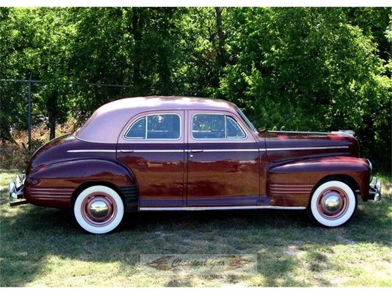 1941 Pontiac Silver Streak