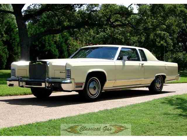 1978 Lincoln Continental | 888272