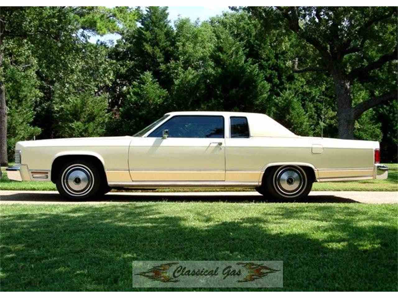 Large Picture of '78 Continental - J1E8