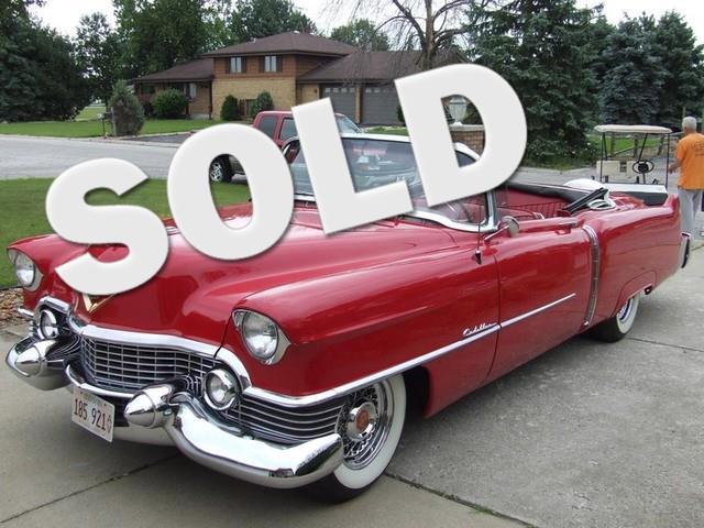 1954 Cadillac Series 62 | 888288