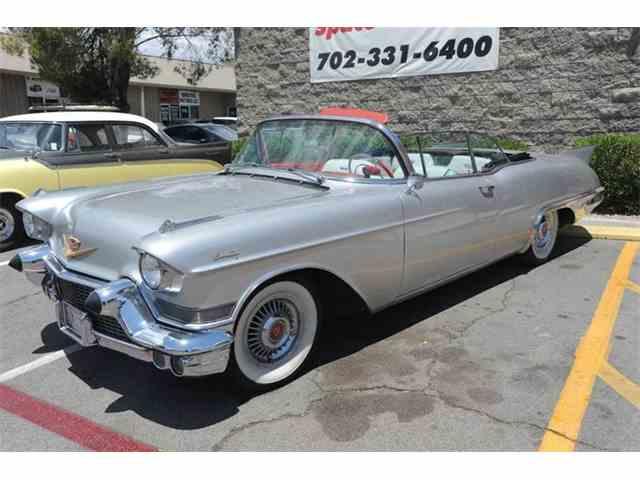 1957 Cadillac Eldorado Biarritz | 880829