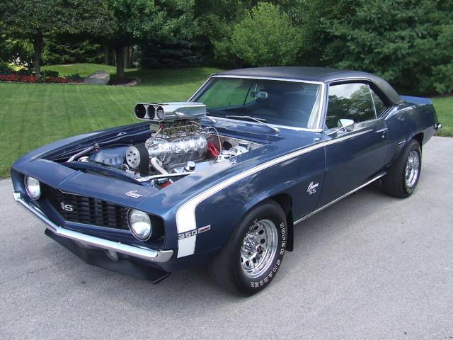 1969 Chevrolet Camaro | 888301