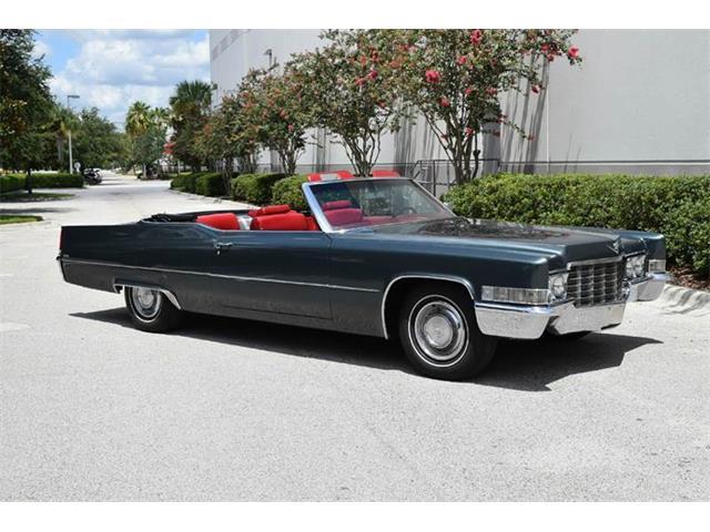 1969 Cadillac DeVille   888303