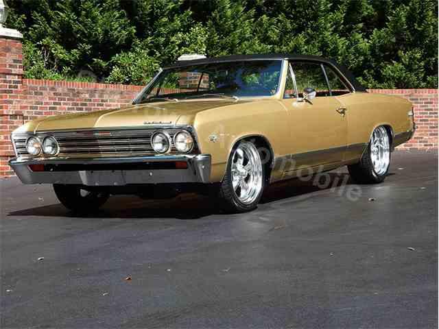 1967 Chevrolet Chevelle | 888304