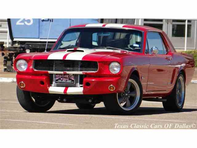 1966 Ford Mustang | 888310