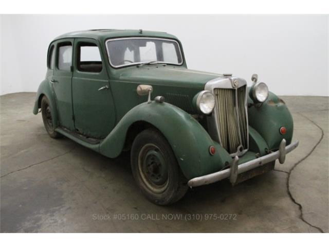 1952 MG YB | 888313