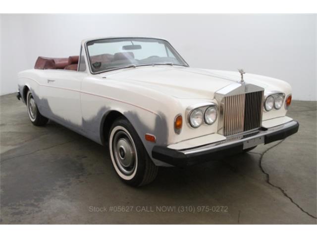 1982 Rolls-Royce Corniche | 888322