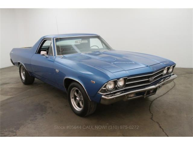 1969 chevrolet el camino for sale on 15. Black Bedroom Furniture Sets. Home Design Ideas