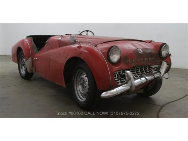 1960 Triumph TR3 | 888347