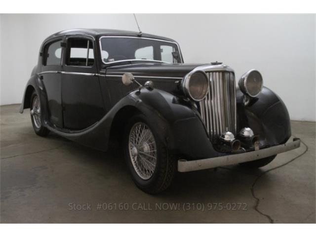 1948 Jaguar Mark IV | 888349