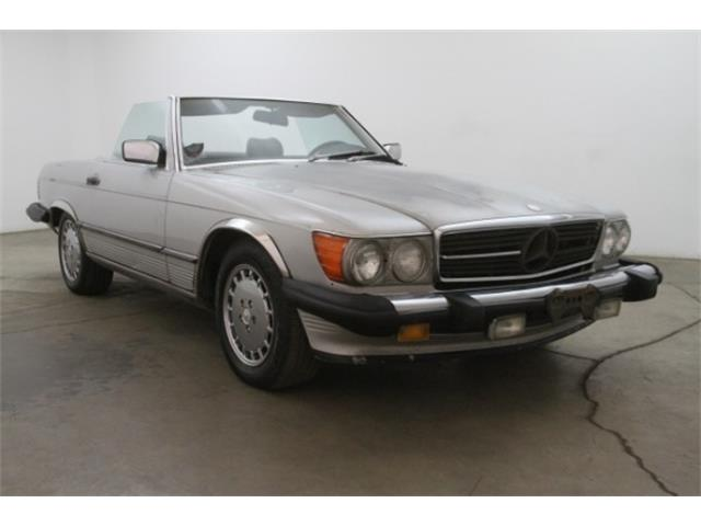 1986 Mercedes-Benz 560SL | 888350