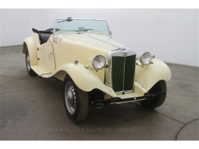 1952 MG TD | 888352