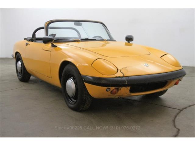 1967 Lotus Elan | 888353