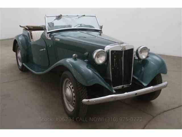 1953 MG TD/C Competition | 888356
