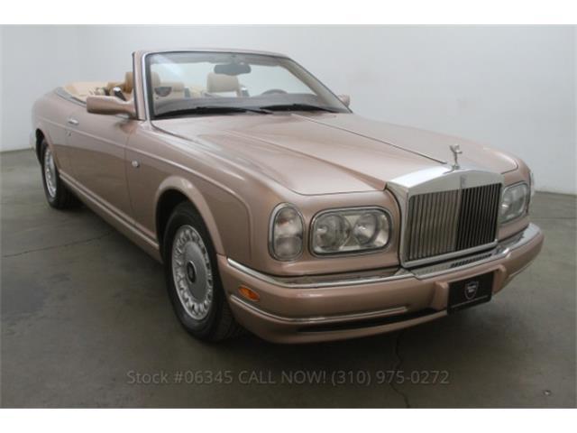 2001 Rolls-Royce Corniche | 888367