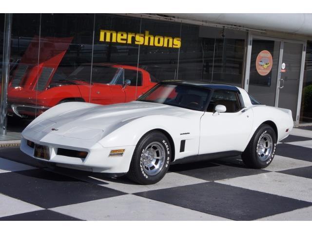 1982 Chevrolet Corvette | 880837