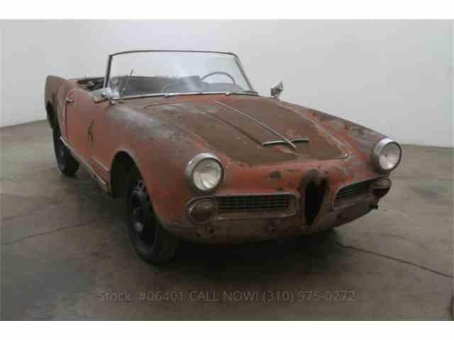 1959 Alfa Romeo 2000 | 888371