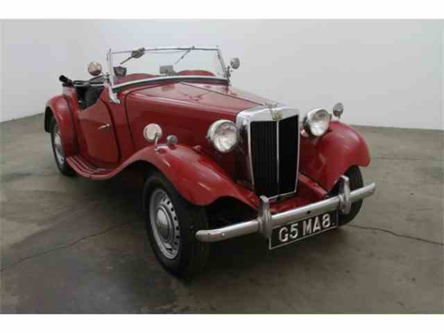 1950 MG TD | 888376