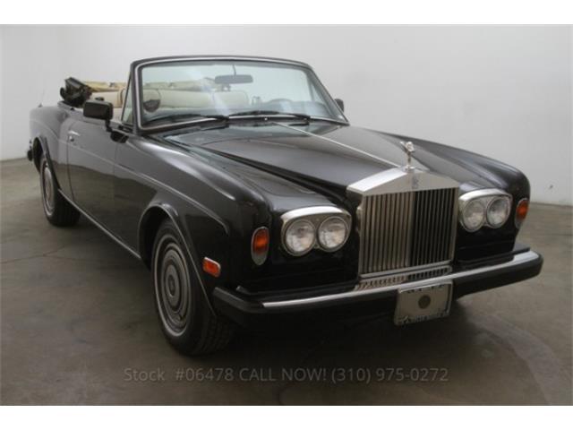 1988 Rolls-Royce Corniche | 888382